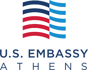 US EMBASSY ATHENS logo